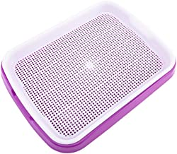 ZEROYOYO Seed Sprouter Tray Seed Germination Tray Planting Tray Free Nursery Tray For Seedling Planting Double-Layer Great For For Garden Home Office 3 Pack