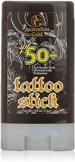 Australian Gold SPF 50 Tattoo Stick 14 g