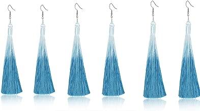 LIANGLI Simulated Pearl Earrings Jewelry Set Fashion Simple Women Hypoallergenic Ear Stud Earrings for Girls,12 Pairs