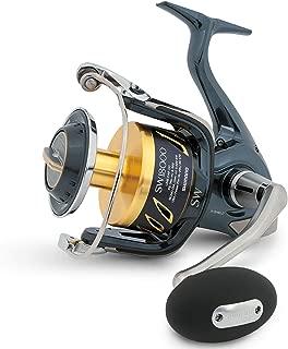 Shimano Stella 8000 SW B PG heavy duty saltwater fishing reel, STL8000SWBPG