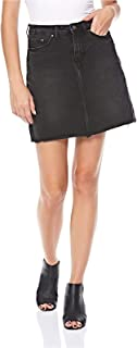 Lee Cooper Distressed Hem Mini Skirt for Women