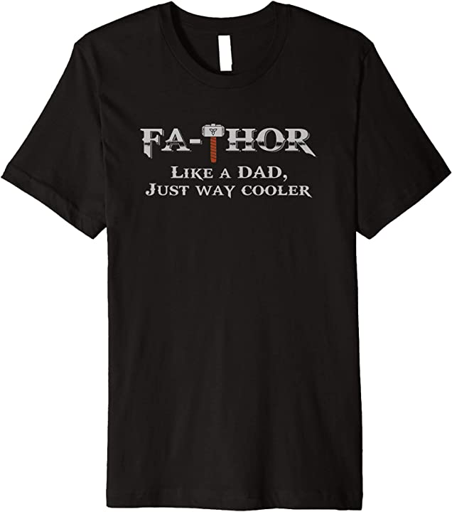 Usaprint Fathers Day Dad T Shirt My Dad My Hero Design T: Fathor T Shirt Father's Day Gift Papa Daddy As Hero