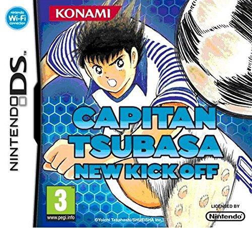 Nintendo DS - CAPTAIN TSUBASA - NEW KICK OFF - Holly & Benji