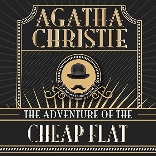 The Adventure of the Cheap Flat audiobook cover art