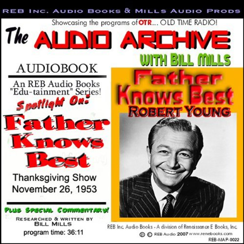 Audio Archive presents 'Father Knows Best' copertina