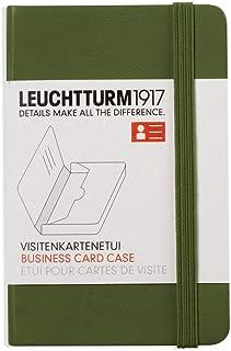 ロイヒトトゥルム カードケース アーミーグリーン 350141 正規輸入品