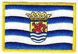 Flaggen Aufnäher Patch Niederlande - Zeeland Fahne Flagge