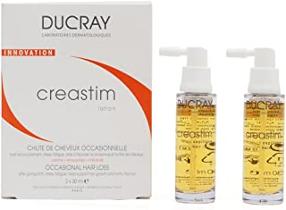 Ducray Creastim Lotion For Occasional Hair Loss (2 x 30 ml)