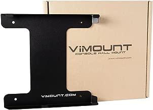 PlayStation 4 PS4 Classic Wall Mount Holder Bracket Black - ViMount - Worldwide Shipping