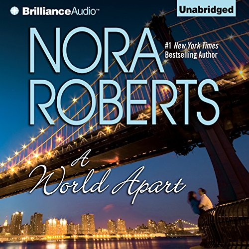 A World Apart audiobook cover art
