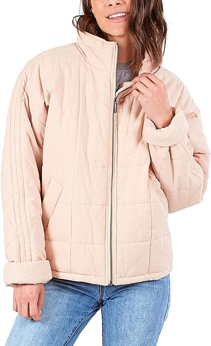 Rusty Women's Coastal Quilted Jacket