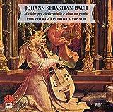 Bach: Musiche per Clavicembalo e Viola da Gamba