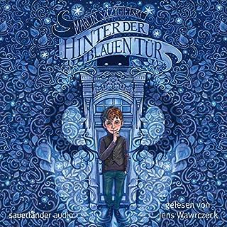 Hinter der blauen Tür Titelbild