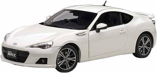 AUTOart 78693 Subaru br-z 2012 Echelle 1 18 Weiß
