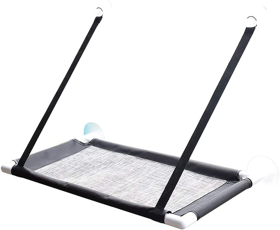 Decdeal Bombing free shipping Cat Window Perch Hammock Max 73% OFF Pet Safety Seat Bed Resting