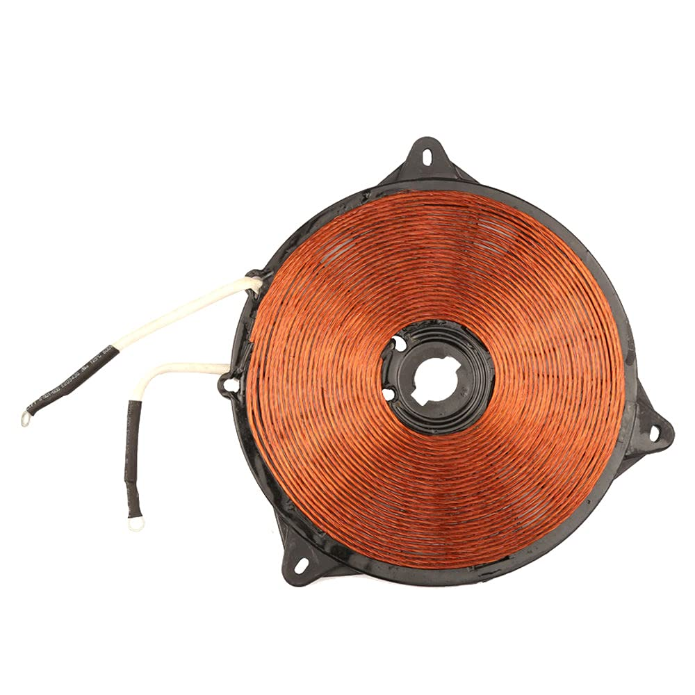 1800W 185mm Heat Coil Copper Wire Induction Heating Panel Induction Cooker Accessory