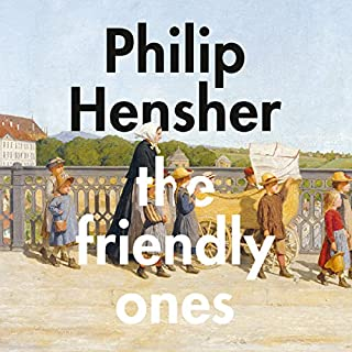The Friendly Ones cover art