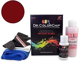Dr. ColorChip Honda Odyssey Automobile Paint - Dark Cherry Pearl R-529P - Road Rash Kit