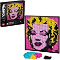 LEGO Art Andy Warhol's Marilyn Monroe (3,341 Pieces) (2020 Model)