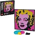 LEGO Art Andy Warhol's Marilyn Monroe (2020 Model) + $10.00 Kohls Cash