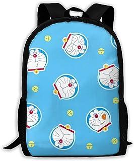 Custom Doraemon Casual Backpack School Bag Travel Daypack Gift