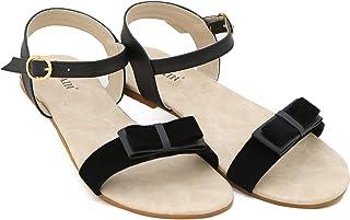 Divain Womens Wedge Fashion Sandal (Art_N_D_106)