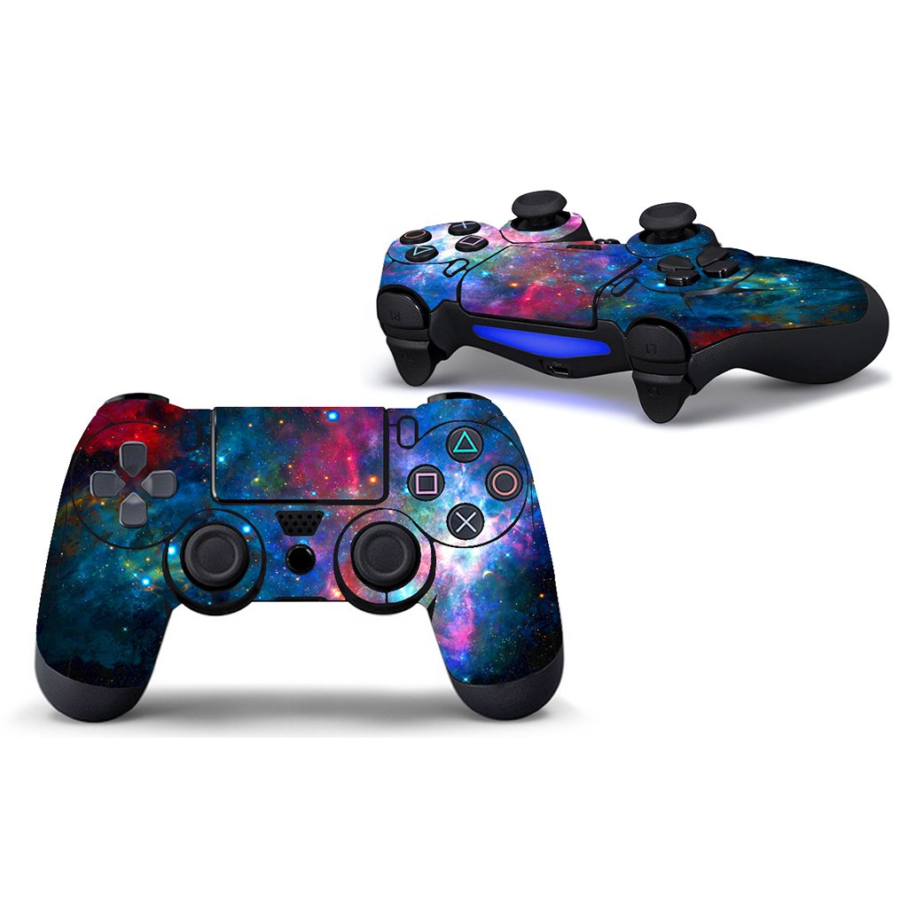 Vinilo adhesivo decorativo para mando de Playstation 4 PS4 18.6×10.7cm/7.32×4.21in 10: Amazon.es: Hogar