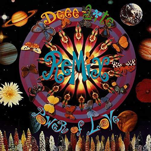 Deee-Lite - How Do You Say...Love / Power Of Love (Remix) - Elektra - 7559-66577-0