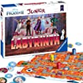 Ravensburger Disney Frozen 2 Junior Labyrinth Family Game for Boy & Girls Age 4 & Up! -The Classic Moving Maze Game (20416)