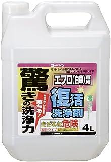 カンペハピオ 復活洗浄剤 エフロ用 4L