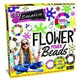 Flower Power Beads 46000–Juego de creación de Cuentas Beads
