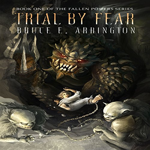 Trial by Fear audiobook cover art