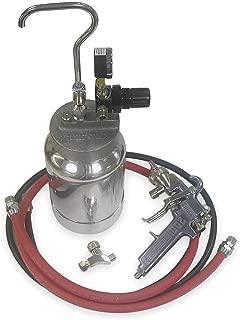 Pressure Spray Gun Kit, 0.046In/1.2mm