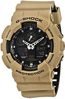 G-Shock Men's GA-1000L Beige One Size