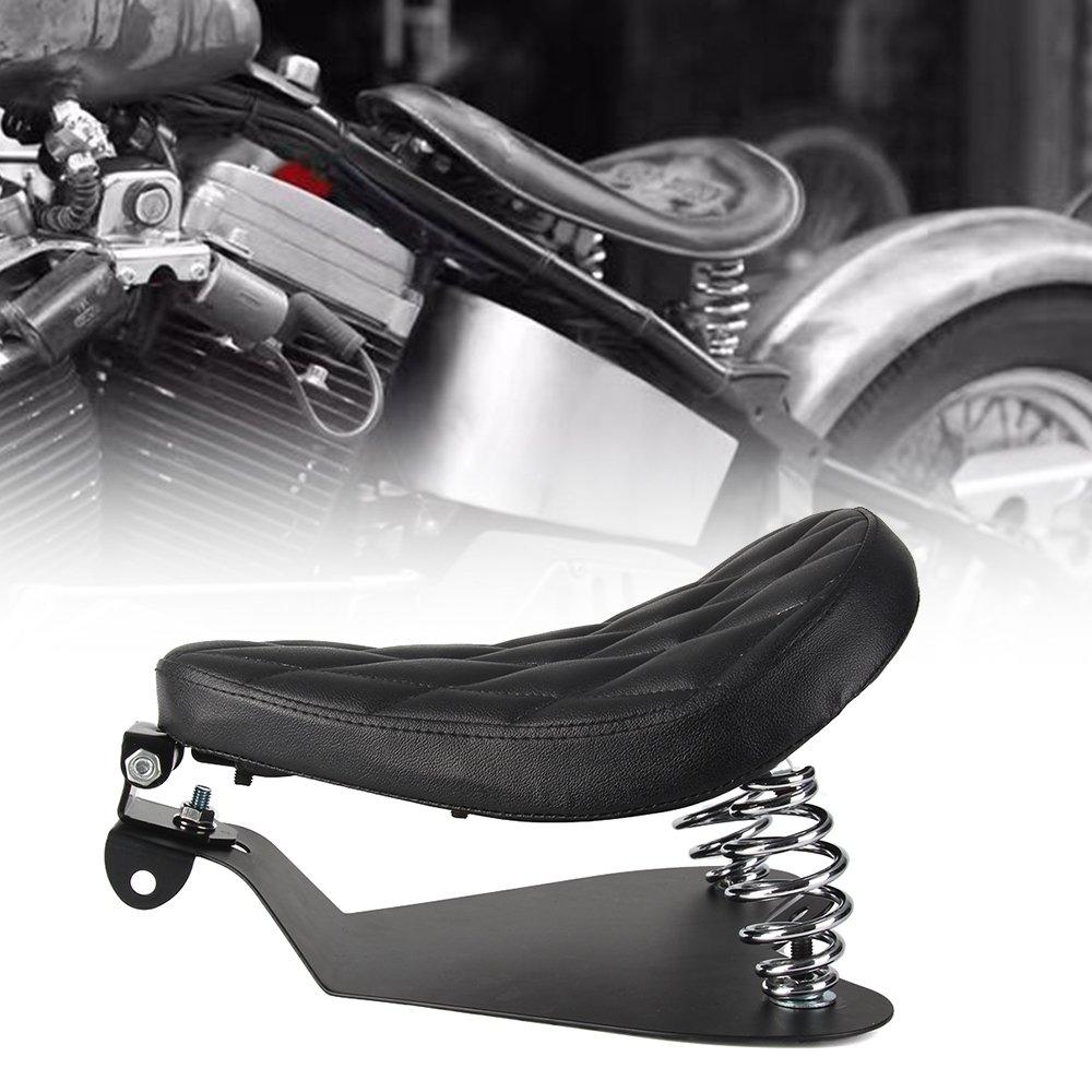 HANSWD 11.9 Softail Solo Seat Torsion Spring Bracket For Honda Sportster Bobber