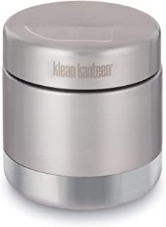 comprar comparacion Klean Kanteen Fiambrera 16oz, Acero Inoxidable, Brushed Stainless, 0.95 cm