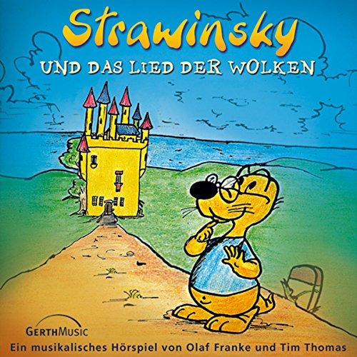 Strawinsky und das Lied der Wolken (Strawinsky 1) Titelbild