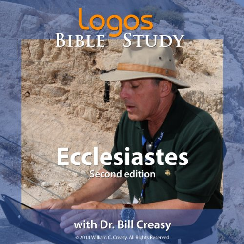 Ecclesiastes audiobook cover art