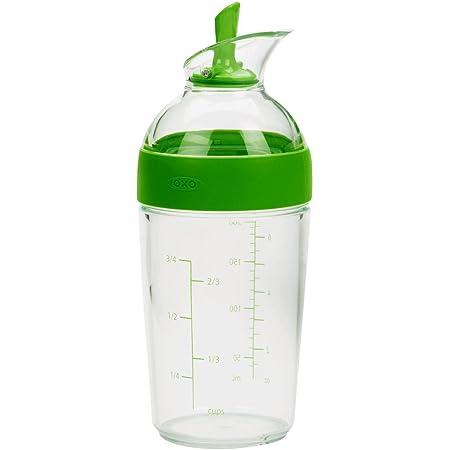 250 ml Vert OXO M/élangeur /à Vinaigrette Good Grips