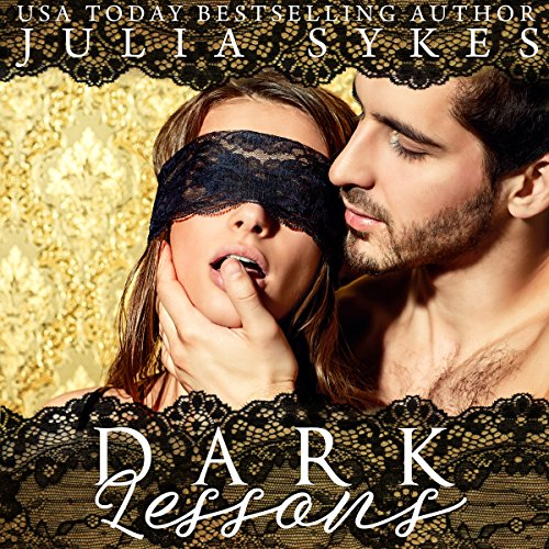 Dark Lessons audiobook cover art