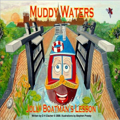 Jolly Boatman's Lesson audiobook cover art