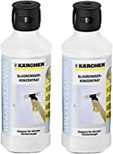 Karcher RM500 Window Vac Glass Cleaning Concentrate, 500ml(Pack of 2)