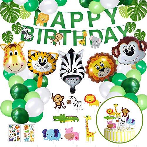 ragazza del neonato di compleanno Baby Shower feste EU Farm Animals Cake Topper Adorebynat Party Decorations Set 12