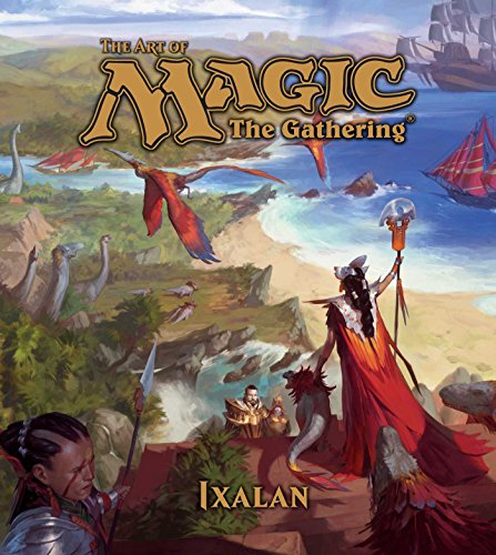 The Art of Magic: The Gathering - Ixalan (5)