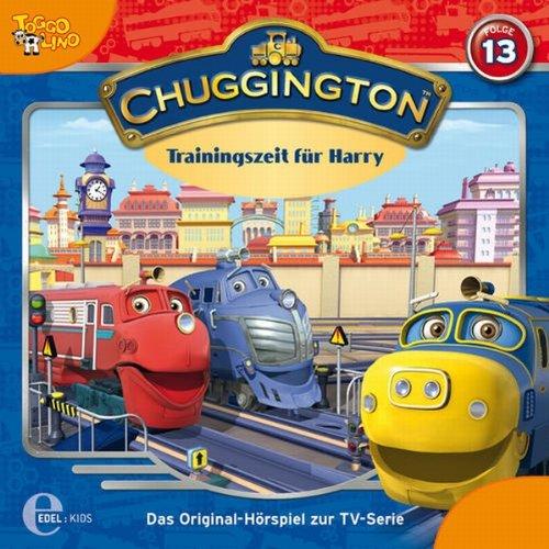 Trainingszeit für Harry (Chuggington 13) Titelbild