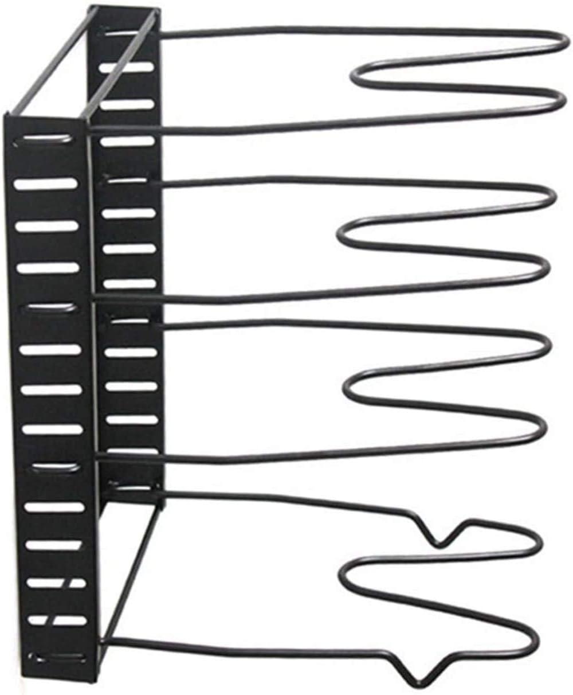 Pan And Pot Organizer Adjustable Sacramento Mall Floor-Standing Rack Multi-Laye Super sale period limited
