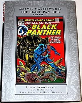 Hardcover Marvel Masterworks: The Black Panther: 1 Book
