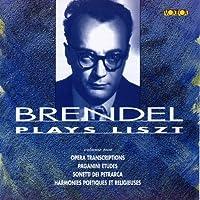Brendel Plays Liszt Vol. 2