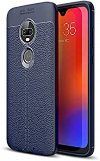 Red for LG G6 Phone Cover Litchi Grain Soft TPU Leather Case Ultra Thin Slim Silicone Bumper Protective Cover