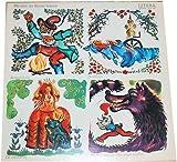 Brüder Grimm. Märchen der Brüder Grimm ( Rumpelstilzchen, Dornröschen, Der Froschkönig, Der Wolf und die sieben jungen Geislein). (Vinyl/ Schallplatte/ LP)